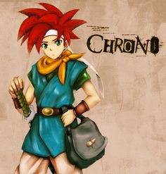 Chrono by infinote.deviantart.com on @deviantART #ChronoTrigger