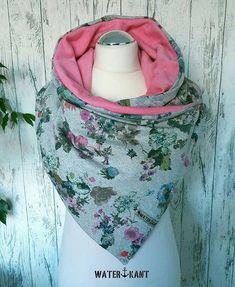 Wickelschal - Een-Zippel-Schal in 2 Größen bei Makerist