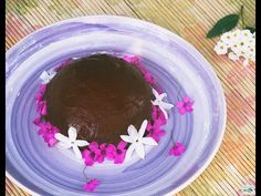 Budino al Cioccolato Crudista - Veg Raw Food - YouTube
