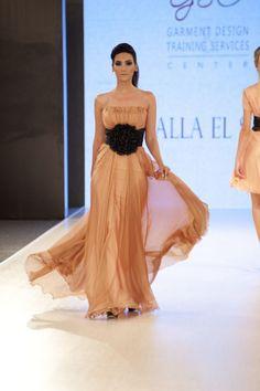 Amman Fashion Week. Middle Eastern designers