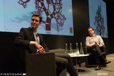 Matt Turck with Michael Rubenstein, President of AppNexus
