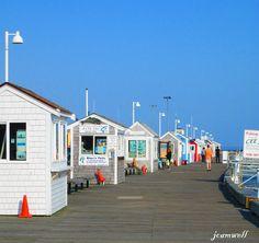 MacMillan Wharf, Provincetown #Cape_Cod
