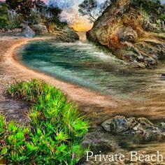 PCペイントで絵を描きました! Art picture by Seizi.N:   暖かくなってきたので海でも見たくなりませんか?、と思い素敵なプライベートビーチをお絵描きしました。  David So Paul Kim & Z.woods - Love http://youtu.be/o2IAN3eKaag
