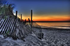Long Beach Island, New Jersey sunrise