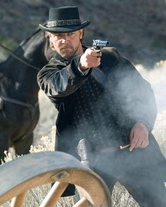Russell Crowe 3 10 to Yuma 2007 Action Movie Screenshot photo Danny Glover, Robert Duvall, Sam Elliott, Best Movies On Amazon, Great Movies, Christian Bale, Kevin Costner, Olivia De Havilland, Matt Damon