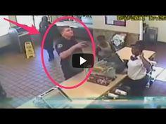 Este Policía Hizo Algo Maravilloso Antes De Perder La Vida Y Es Grabado Para Inspirar Al Mundo - YouTube