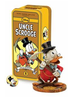 Dark Horse DAGOBERT DUCK - KLONDIKE Classic Uncle Scrooge Characters 1/Series 2