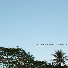 Return to New Caledonia by Kate Carr