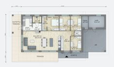 Floor Plans, Layout, Flooring, How To Plan, Architecture, Highlights, Houses, Home Decor, Arquitetura