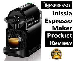 Nespresso Machine: Inissia Espresso Maker Review