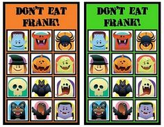 Halloween version of Don't Eat Pete!