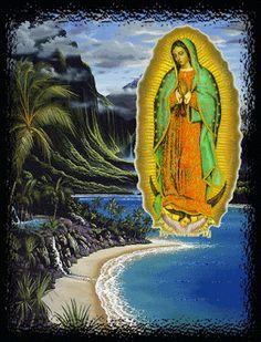 Banco de Imágenes: 100 imágenes de la Santísima Virgen de Guadalupe - Reina de México y Emperatriz de América - La Guadalupana