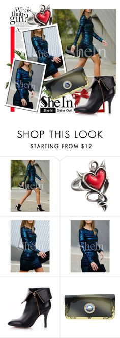 """""""SheIn 5"""" by selmina ❤ liked on Polyvore featuring Sheinside and shein"""