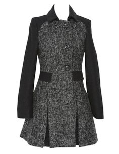 Chanel - pictured is Cooper St - Constantine Coat Chanel Pictures, St Constantine, Dresses For Work, Formal Dresses, Jackets For Women, Inspired, Coat, Inspiration, Fashion