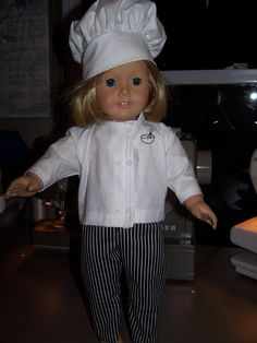 Chef outfit by ritassewing on Etsy, $16.00