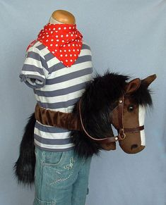 My Riding Pony, bay, wrap-around soft plush hobby horse without a stick! Elasticated waist straps with velcro and tail. Hobbies For Couples, Cheap Hobbies, Hobbies For Women, Hobbies To Try, Hobbies That Make Money, Making Money Teens, Stick Horses, Art And Hobby, Finding A Hobby