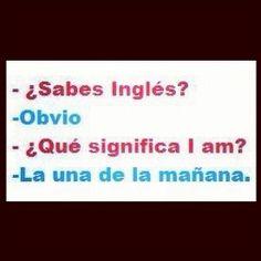 Spanish joke................