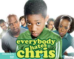 Everybody Hates Chris / Tout le monde déteste Chris Series Movies, Movies And Tv Shows, Tv Series, Poster Series, Best Tv Shows, Favorite Tv Shows, Black Tv Shows, Black Series, Chris Rock