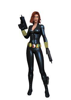 marvel heroes visual update - Google Search
