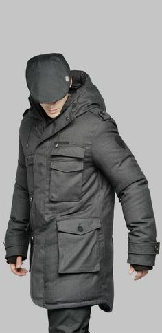 Nobis The Shelby - Men's Extreme Parka