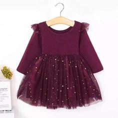 Tutus For Girls, Toddler Girl Dresses, Little Girl Dresses, Toddler Outfits, Kids Outfits, Girls Dresses, Flower Girl Dresses, Dress Girl, Toddler Girls
