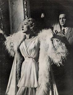 Stage Fright. Marlene Dietrich