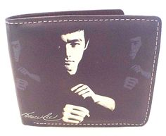 karate boxing Mixed Martial Arts MMA style Bruce Lee karate Master style wallet
