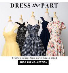 Shop the Unique Vintage in house Collection