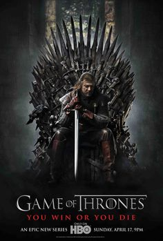 Game of Thrones - loved the books; loving the series and Peter Dinklage is a giant of talent!!finished Season 3 - darker meaner and such fun - bring on season 4
