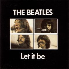The Beatles - Let It Be/You Know My Name (Look Up the Number) (no picture sleeve)