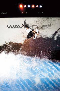 Wave House Sentosa at Sentosa, Singapore