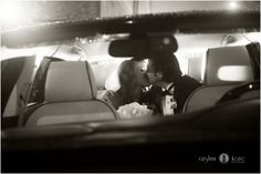 Bride and Groom | Getaway Car | Pensacola wedding | Aislinn Kate Photography