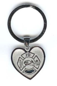 Emergency Stuff - Sterling Silver Key Chain Maltese Cross Heart, $49.95 (https://www.emergencystuff.com/sterling-silver-key-chain-maltese-cross-heart/)