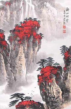 китайская живопись: 55 тыс изображений найдено в Яндекс.Картинках