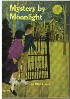 75 Best Vintage children's mystery novel covers images in