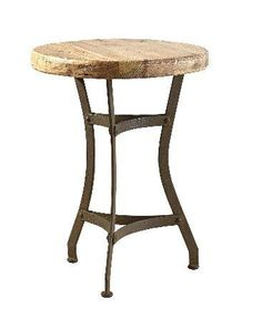 Simplicity is chic with the Sloane Elliot Kinga Tripod Industrial End Table . With a rough-hewn, rustic industrial sensibility, this end table. Entertainment Furniture, City Living, Rustic Industrial, Accent Pieces, End Tables, Living Room Furniture, Stool, Classic, Home Decor