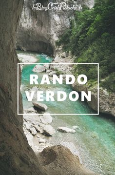 Rando Verdon Provence Sentier Martel itinéraire #france