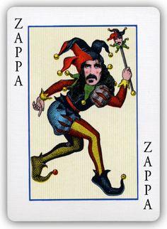 Zappa as Joker