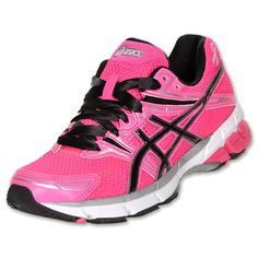 c8a05f2509bfc Asics GT-1000 Pink Ribbon Women s Running Shoes. NEEEED!!  WANT!