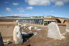 Earth Ships New Mexico   Corner Cottage Earthship at Taos, New Mexico. Photo: Kirsten Jacobsen