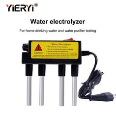 Water Electrolyzer Quick Quality Testing Electrolysis Iron Bars TDS Tester 30 sec ❤️ Pin it please on your board