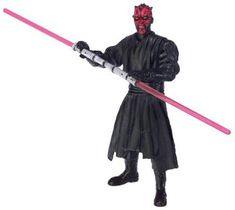 Star Wars: Hall Of Fame Darth Maul (Theed Hanger Duel) Action Figure