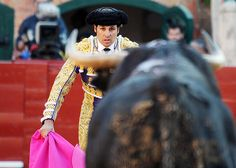 Matador Francisco Rivera, Valencia, Spain, March 2012.  (Getty images)