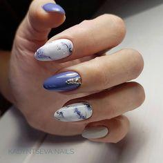 На этих ногтях любой дизайн смотрится бомбически