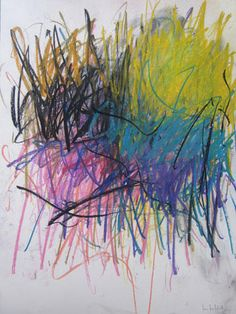 Joan Mitchell - Untitled