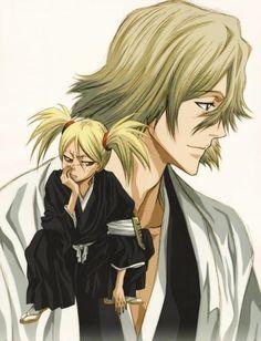 Kisuke Urahara & Hiyori Sarugaki(12th Division) - Bleach Anime