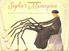 Link to free video version of Sophie's Masterpiece and character traits lesson.