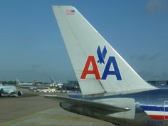 Soon to be old AA livery