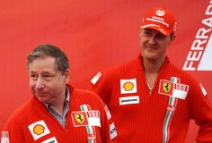 Todt remains at Schumacher's bed-side at Grenoble hospital