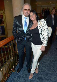 Barry and Linda Gibb